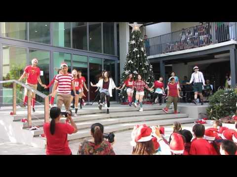 Justin Bieber - Santa Claus Is Coming To Town - ASB DANCE TEAM