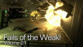 Fails of the Weak - Volume 21 - Halo 4 - (Funny Halo Bloopers and Screw Ups!)