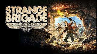 GR: Strange Brigade Single Player The Afterlife 8.1(No Commentary)
