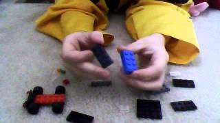 How to make a mini lego semi flat nose truck Part 1