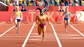 東京オリンピックに参加したヤバイ男の物語【東京2020オリンピック The Official Video Game】