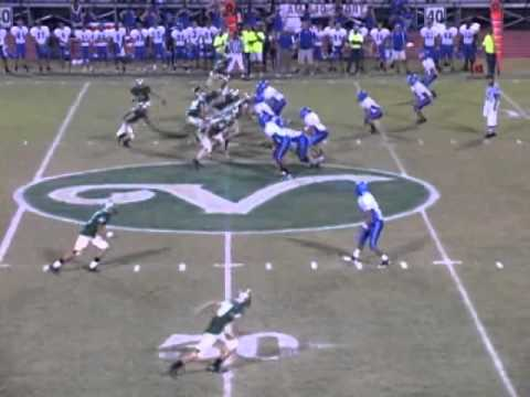 JESSE CHAVIS  #31-Junior Highlights, Varsity Football 2010-The Villages Charter School