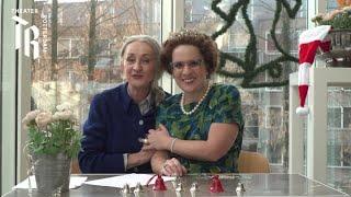 Kerstboodschap van Koningin Juliana (en Greet Hofmans)