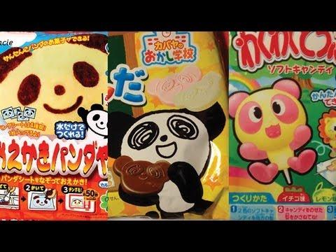 japanese diy candy kit marathon 5 youtube. Black Bedroom Furniture Sets. Home Design Ideas