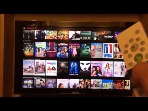 Netflix Remote Controller  demo