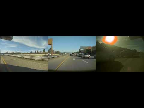 Here's what Tesla Dashcam's side cameras are able to see and