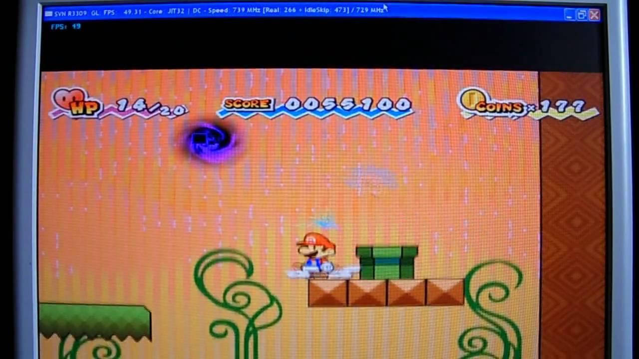 Super Paper Mario WII ISO Download