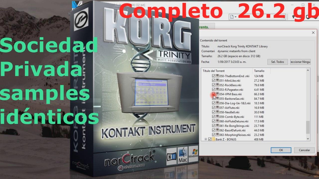 kontakt 32 bit mac