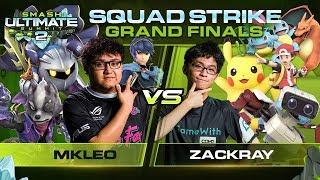 MkLeo vs zackray - Squad Strike: GRAND FINALS - Ultimate Summit 2
