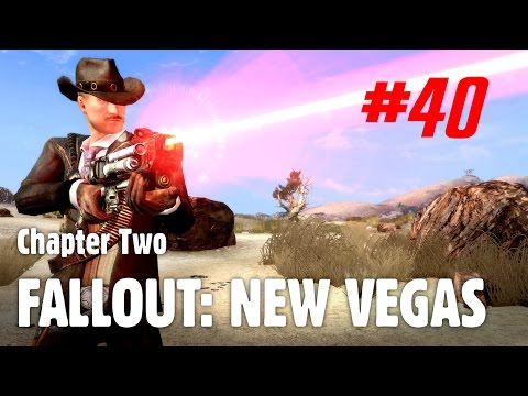 Let's Play Fallout: New Vegas (Chapter Two) - 40 - Big Bertha