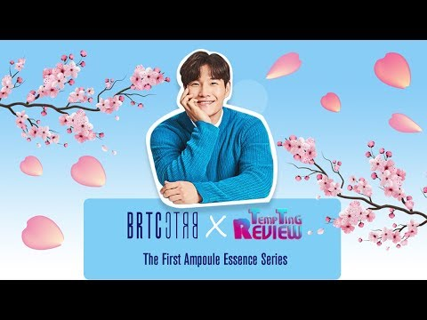 BRTC The First Ampoule Essence X TempTing Review