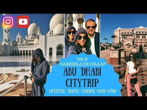 KORTE CITYTRIP ABU DHABI #10