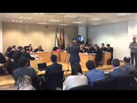 Bosch declara en el juicio por el concurso del Betis (II)