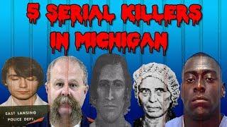5 Serial Killers in Michigan