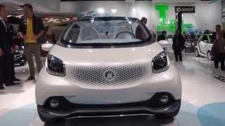 Smart FourJoy Concept 2013 Videos