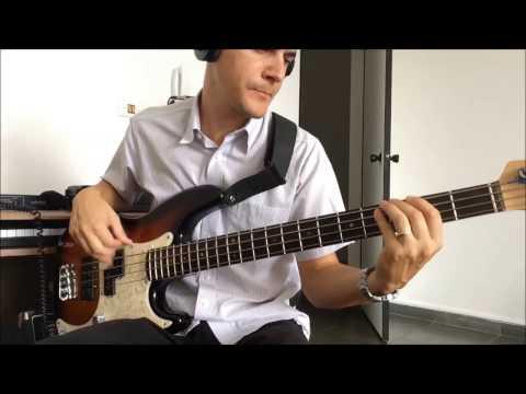 Eddie Kendricks - Shoeshine Boy - Bass cover