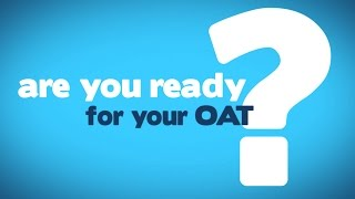 Crack the OAT - Secret Weapon for your upcoming Optometry Admission Test