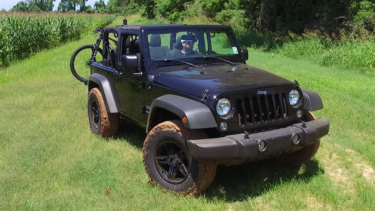 The Jeep Is A Swiss Army Knife On Wheels