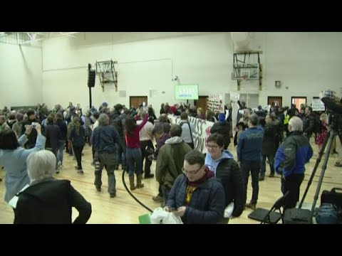 Klobuchar rally in Minnesota canceled amid protests