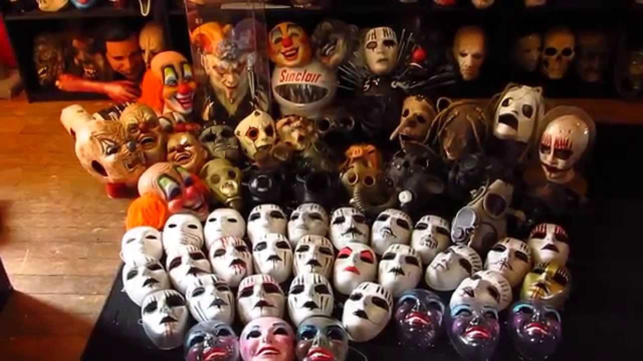Slipknot Mask Evolution | www.imgkid.com - The Image Kid ...