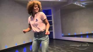 Ирина Антипова - урок 2: видео танец хаус