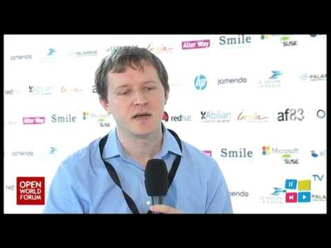 Interview de John SULLIVAN - Free Software Foundation