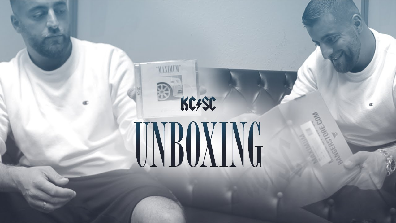KC Rebell x Summer Cem - UNBOXING MAXIMUM Box von KC Rebell