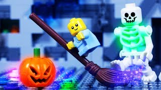 Lego City Halloween Baby Trick Or Treat Fail