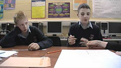 Project Maths - Visit 3 - Donegal Class (Statistics)