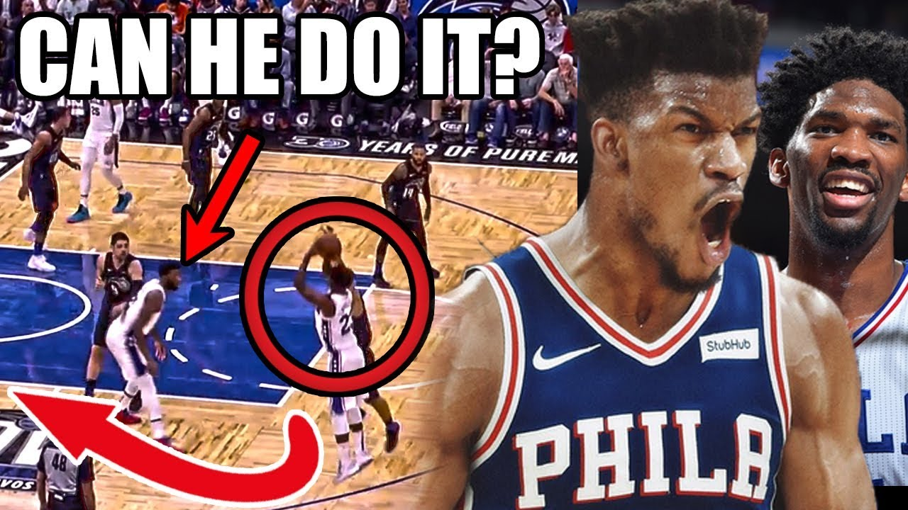 d4f66574e69 Why The Jimmy Butler Trade Is The BEGINNING of the 76ers Dynasty (Ft. NBA  Free Agents