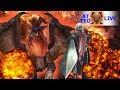 The Emperor of Flame & MONSTER HUNTER ONLINE - (Monster Hunter World - PS4 & PC)