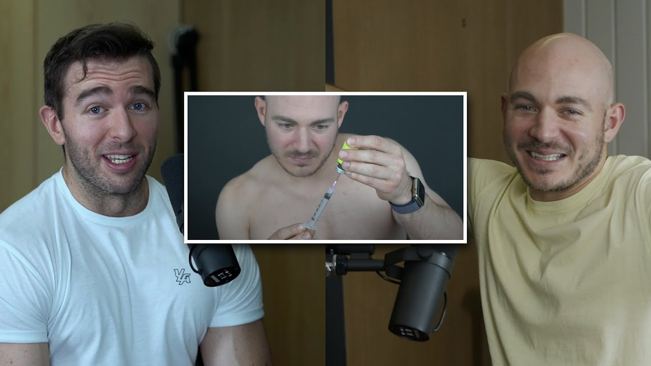 Pysched Substance Reveals Why He Started Steroids