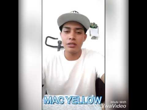 Actitud my friens) mac yellow