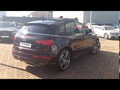 new audi sq5 tiptronic in exclusive merlin purple youtube. Black Bedroom Furniture Sets. Home Design Ideas