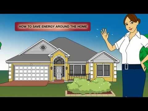 Saving Energy Around The Home