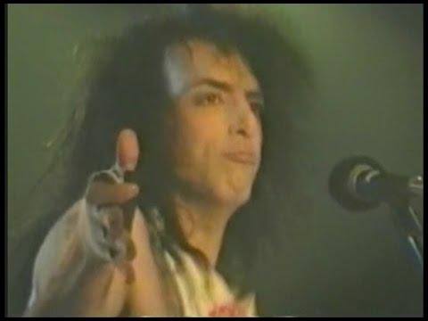 Paul Stanley - Live in New Haven 1989/03/12 [Multicam] [60fps]