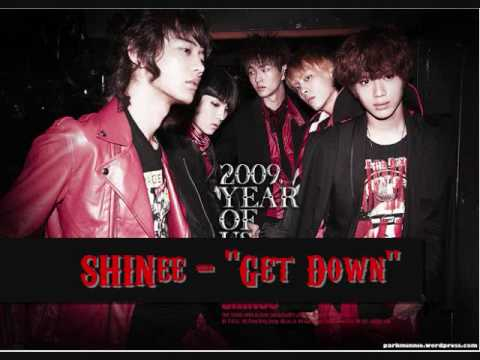 [MP3] SHINee - Get Down