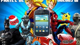 Los 12 mejores juegos para  Galaxy Fame ,X Peria E,Moto E y Galaxy Ace parte 2-Gama media