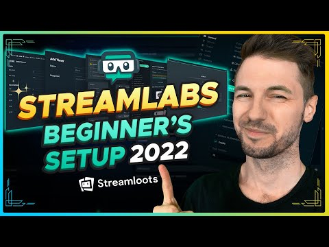 Streamlabs OBS Beginner's Tutorial: Setup to Stream (Updated for 2021)
