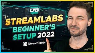 [2020] Streamlabs OBS Beginner's Tutorial: Setup to Stream