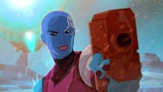 Стражи галактики - мультфильм Marvel – серия 7 сезон 1