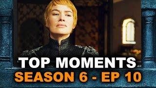 Game of Thrones Season 6 Episode 10 REVIEW - SEASON FINALE