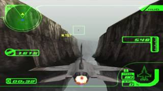 Ace Combat 3 in English | Mission 6 | Ghosts of the past