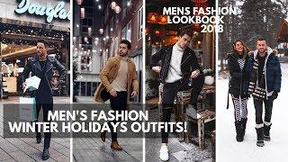 Imbracaminte De Iarna Barbati Trend Masculin Asortare Tendinte 2018