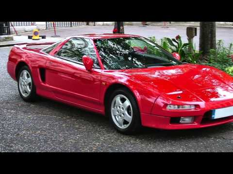 Honda NSX review
