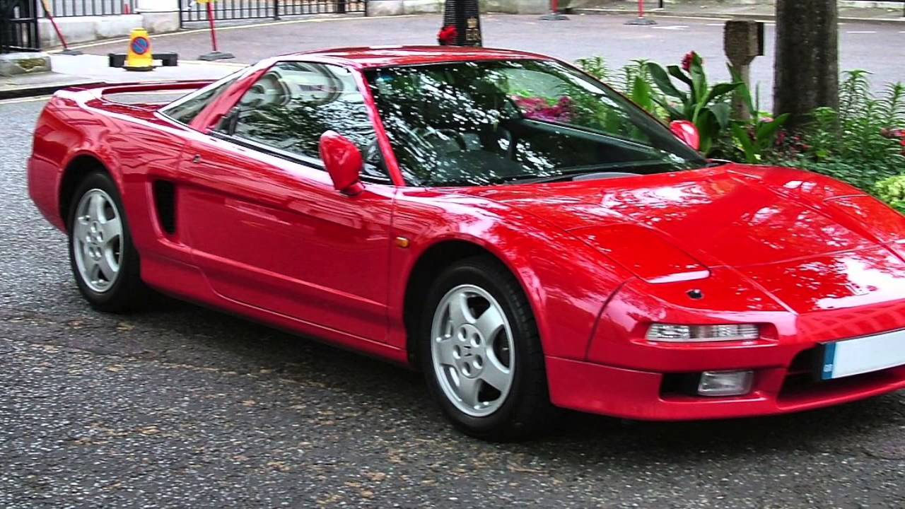 Honda NSX Review YouTube - 2000 acura nsx for sale