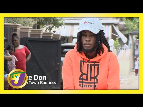 Roze Don   TVJ Entertainment Report Interview