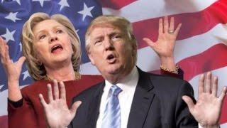 Дональд Трамп и Хиллари Клинтон о Владимире Путине