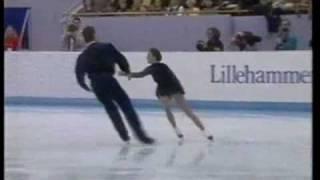 Ekaterina Gordeeva - Sergei Grinkov LP 1994 Lillehammer Olympics