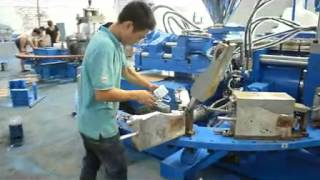 PVC Jelly sandal machine